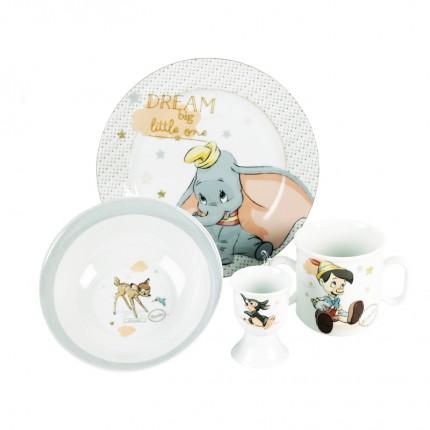 Image of   Disney Magisk Begynder sæt - Dumpo , Bambi, Stampe & Pinoccio