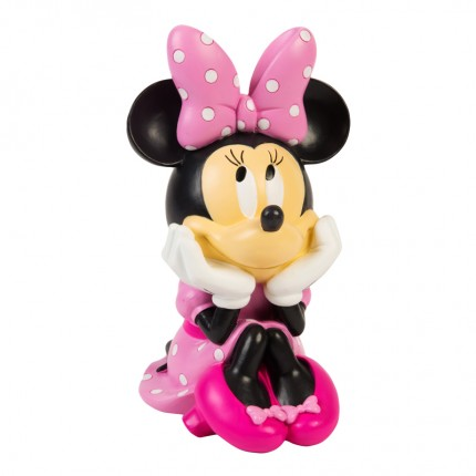 Image of   Disney Magisk Begynder Sparegris - Minnie