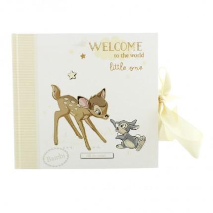 Image of   Disney Magiske Begyndelser Foto Album - Bambi
