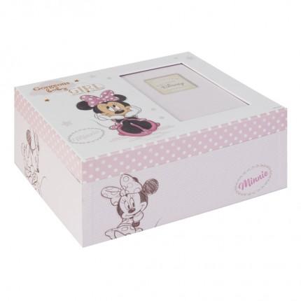 Image of   Disney Magiske Begyndelser Opbebaringskasse - Minnie Mouse