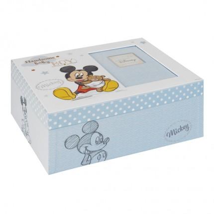 Image of   Disney Magiske Begyndelser Opbevaringskasse - Mickey Mouse