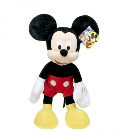 Image of   Disney Mickey Blød Bamse - 60cm