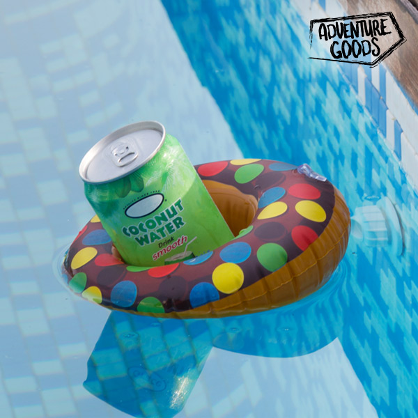 Image of   Donut Adventure Goods Flydende Drinksholder