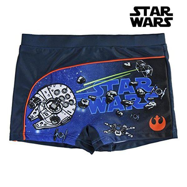 Image of   Drengebadebukserne Star Wars 661 (størrelse 7 år)