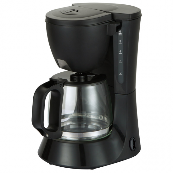 Image of   Drip Coffee Machine COMELEC CG4006 600W Negro (6 Skodelice)