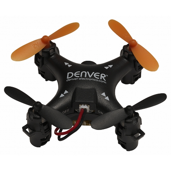 Image of   Drone Denver Electronics DRO-120 2.4 GHz 150 mAh Sort
