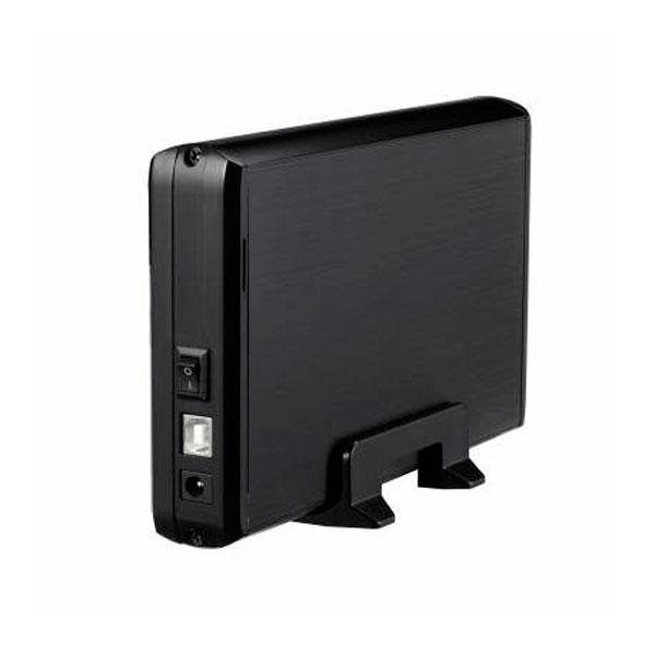 """Image of   Ekstern Boks TooQ TQE-3509B HD 3.5"""" SATA III USB 2.0"""