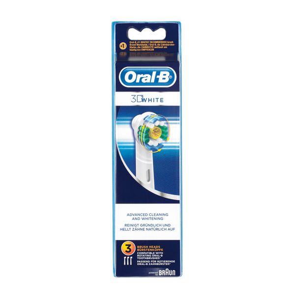 Image of   Ekstra til elektrisk tandbørste Oral-B 3D White
