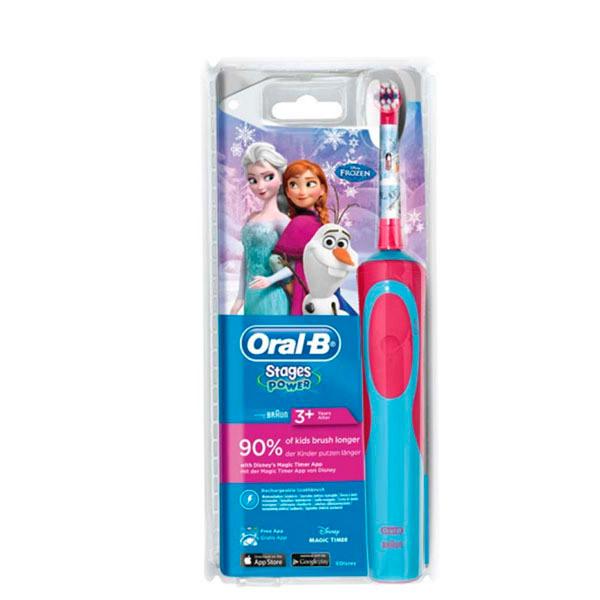 Image of   Elektrisk tandbørste Oral-B Frozen