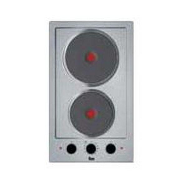 Image of   Elektrisk Varmeplade Teka EFX30.1 2G 50 cm Rustfrit stål (2 kogeplade)