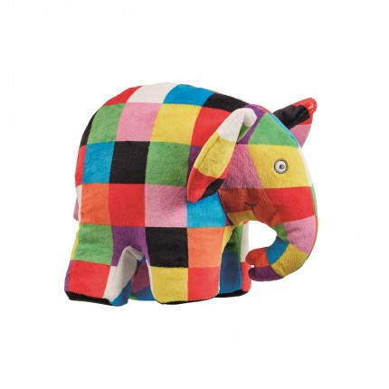 Image of   Elmer Plush - 20cm