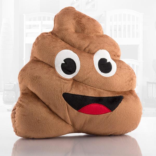 Image of   Emoji Poo Pude