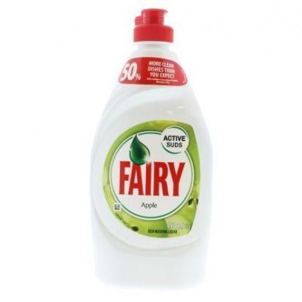 Image of   Fairy Opvaskemiddel 450 ml - Æble