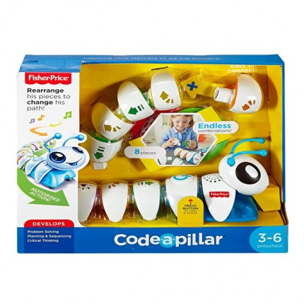 Image of   Fisher Price Code A Pillar