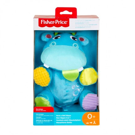 Image of   Fisher Price Hippo Ball