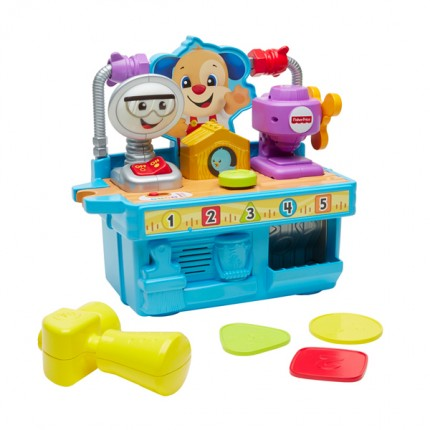Image of   Fisher Price Learning Værktøjsbænk