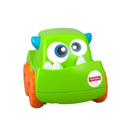 Image of   Fisher Price Mini Monster Truck Grøn