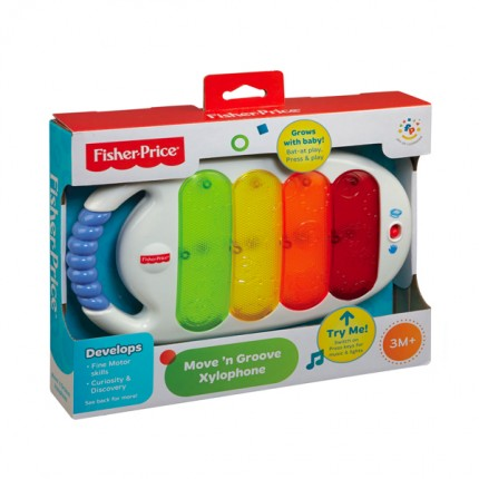 Image of   Fisher Price Musik Xylophone