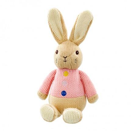 Image of   Flopsy Bunny - Strikket Bamse 18cm