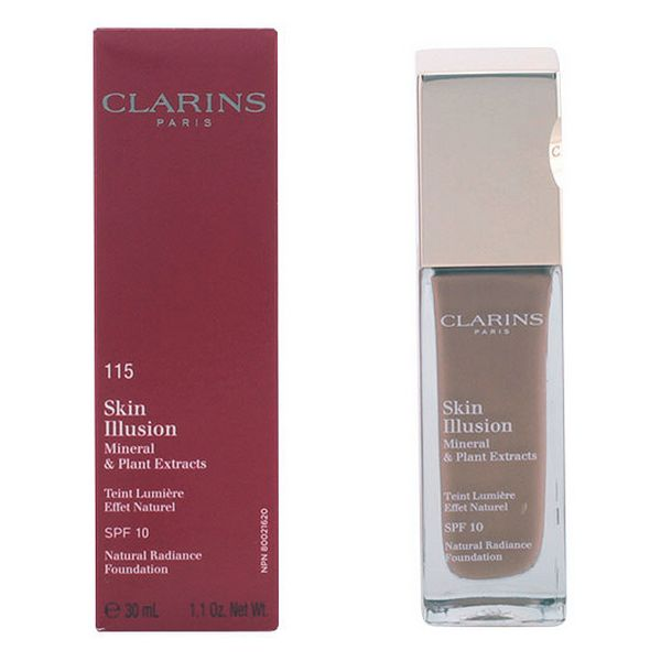 Image of   Flydende makeup foundation Clarins 67320