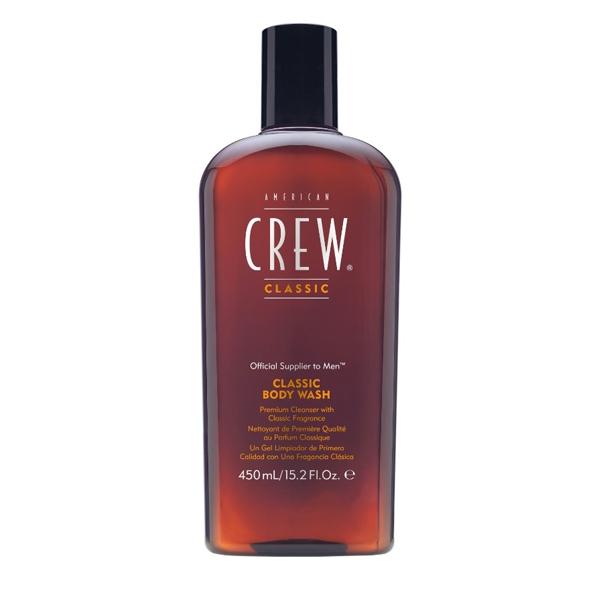 Image of   Forfriskende Rense Gel Classic American Crew (450 ml)