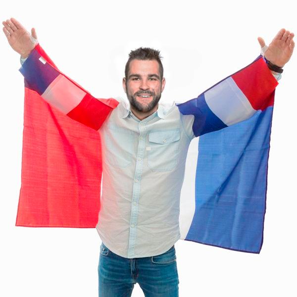 Image of   Frankrig Flagkappe