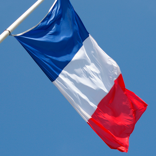 Image of   Fransk Flag (150 x 90 cm)