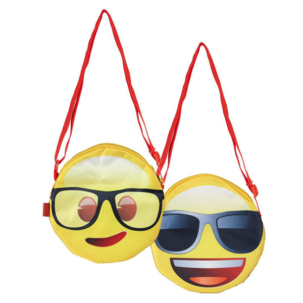 Image of   Gadget and Gifts Cool Emoji Taske
