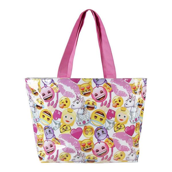 Image of   Gadget and Gifts Fashion Emojis Strandtaske