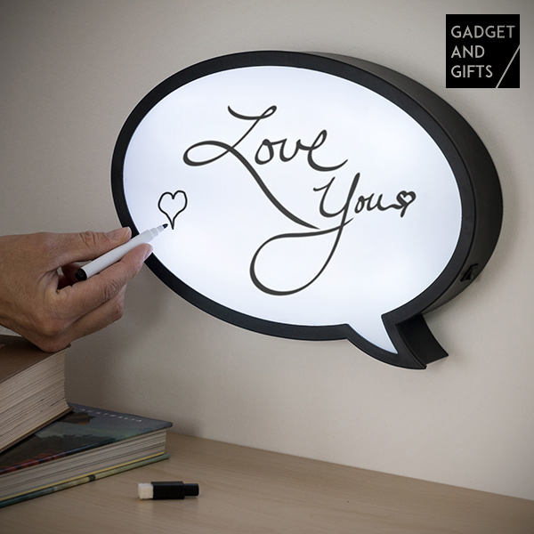 Image of   Gadget and Gifts LED Ballon med Highlighter