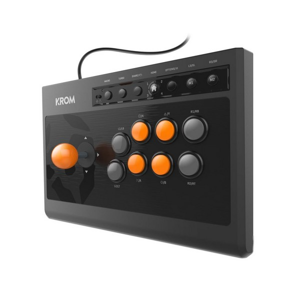 Image of   Gamepad Krom Kumite Sort Orange