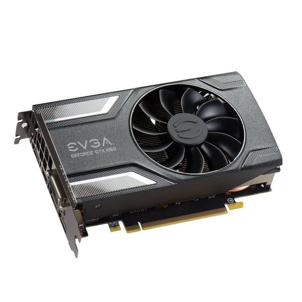 Image of   Gaming-grafikkort EVGA 06G-P4-6163-KR 6 GB DDR5 ACX2.0