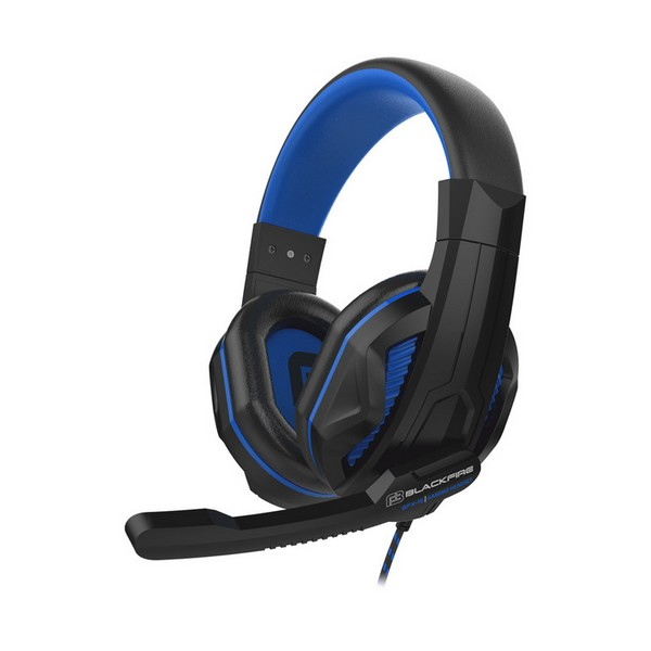 Image of   Gaming headset med mikrofon Ardistel BLACKFIRE BFX-15B PS4 Sort Blå