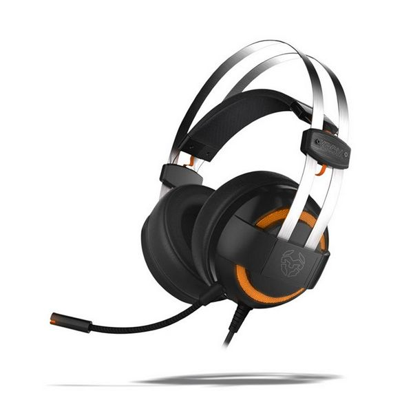 Image of   Gaming headset med mikrofon KROM Kode 7.1 Virtual NXKROMKDE