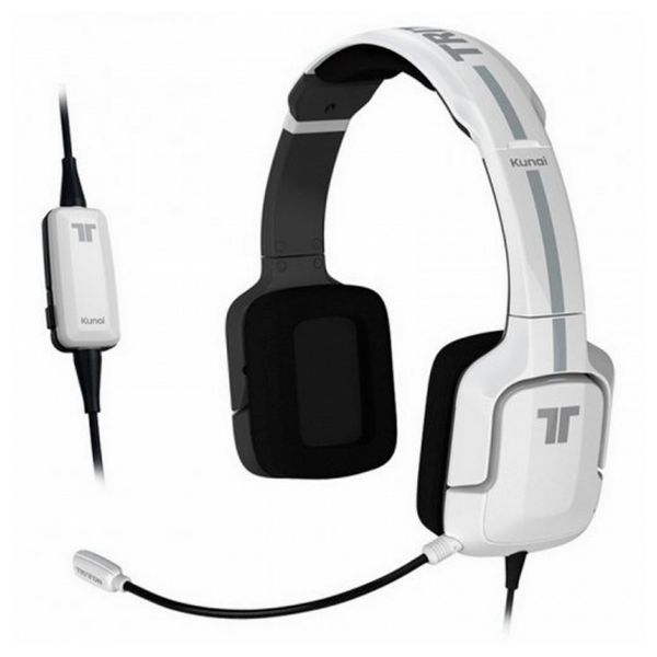 Image of   Gaming headset med mikrofon Kunai Pro 7.1 Tritton ST24 Hvid