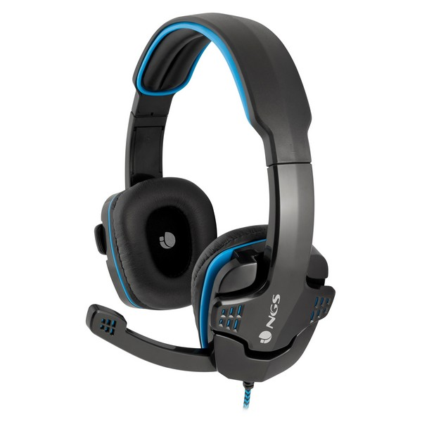 Image of   Gaming headset med mikrofon NGS GHX-505 USB Ø 4 cm
