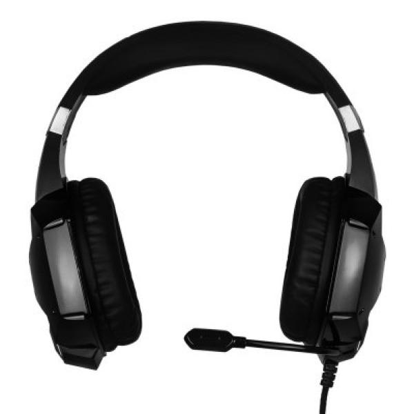 Image of   Gaming headset med mikrofon NOX NXKROMKPST Sort