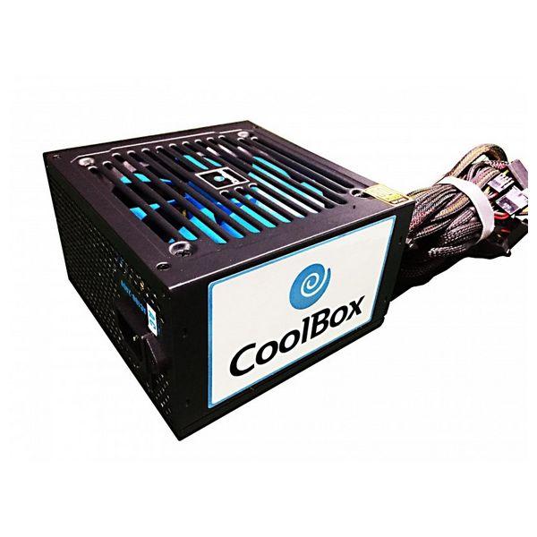 Image of   Gaming Strømforsyning CoolBox COO-PWEP500-85S 500W