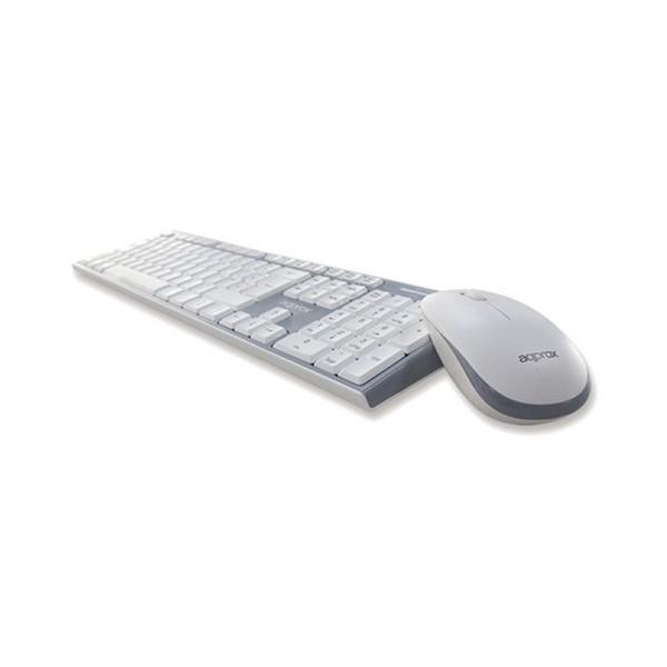 Image of   Gaming-tastatur og -mus approx! APPKBWELEGANT