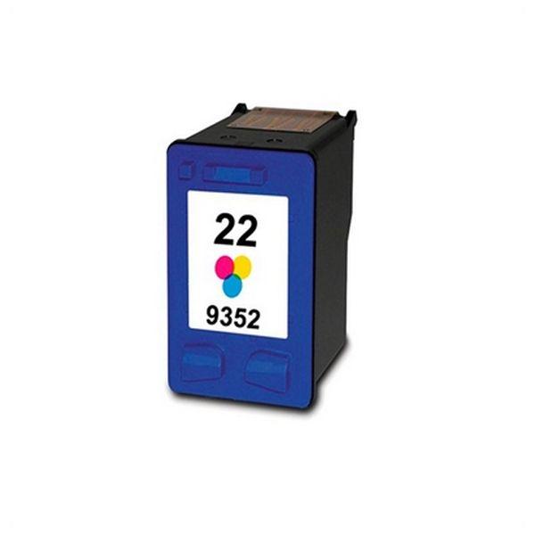 Image of   Genbrugstonerpatron Inkoem M-H-22 XL Farve
