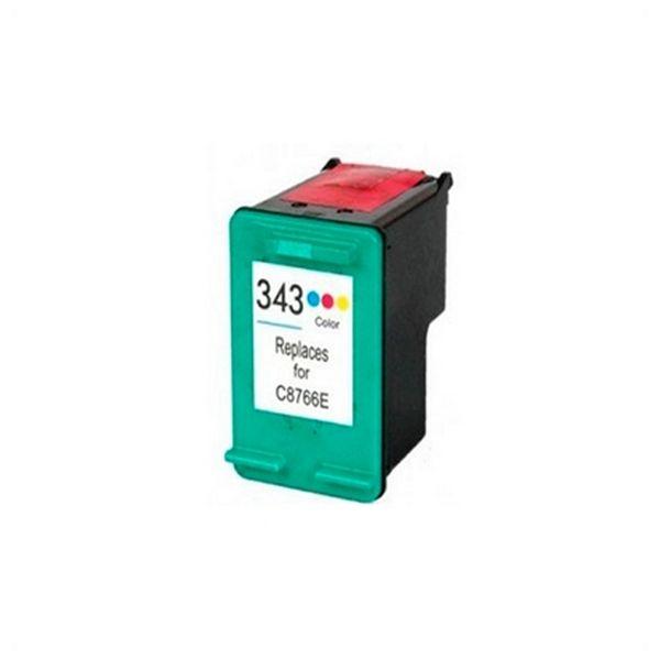 Image of   Genbrugstonerpatron Inkoem M-H-343 Farve