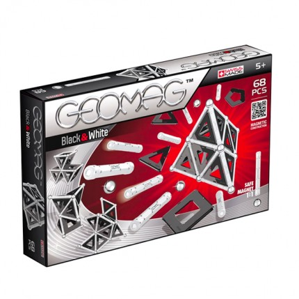 Image of   Geomag Black & White 68