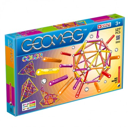 Image of   Geomag Color 127