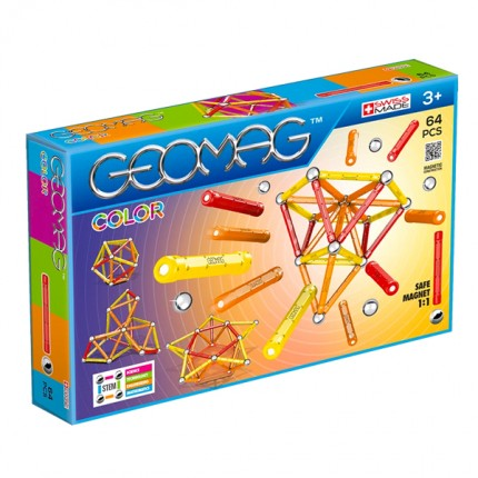 Image of   Geomag Color 64