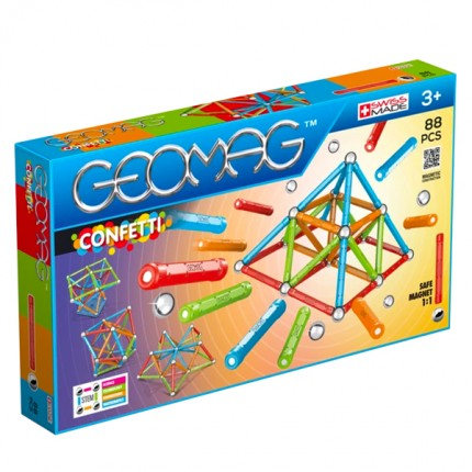 Image of   Geomag Confetti 88