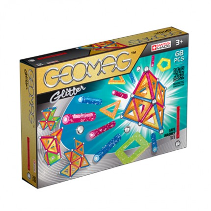 Image of   Geomag Glitter 68