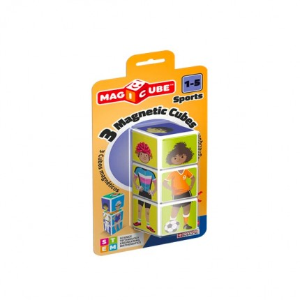 Image of   Geomag Magicube People Sports
