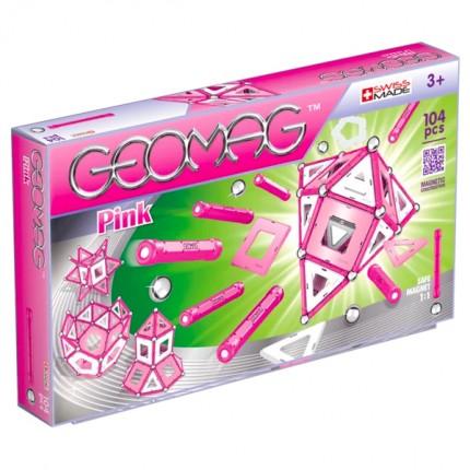 Image of   Geomag Pink 104