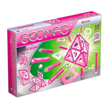 Image of   Geomag Pink 68
