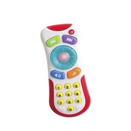 Image of   Happy Baby Light N Sounds Remote Control